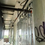HVAC Piping at Healthcare Facility