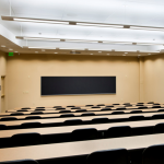 Lecture Room at Lake Erie College