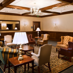 Interior of Austin Hall at Lake Erie College
