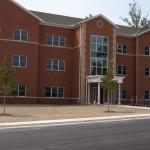Hiram Residence Hall Exterior