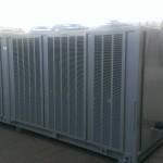 HVAC Equipment at Building Exterior