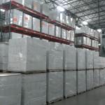 HVAC Equipment in Warehouse