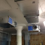 HVAC Equipment in Healthcare Facility