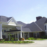 IV Aurora Senior Living Center Exterior