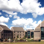 Jennings Hall Senior Living Center Exterior