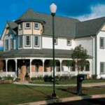 Kemper House Senior Living Center Exterior