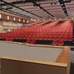 Lutheran West Auditorium