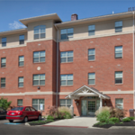 Mercedarian Senior Living Center Exterior