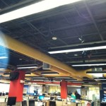 Cleveland News Channel 5 Office Building Interior