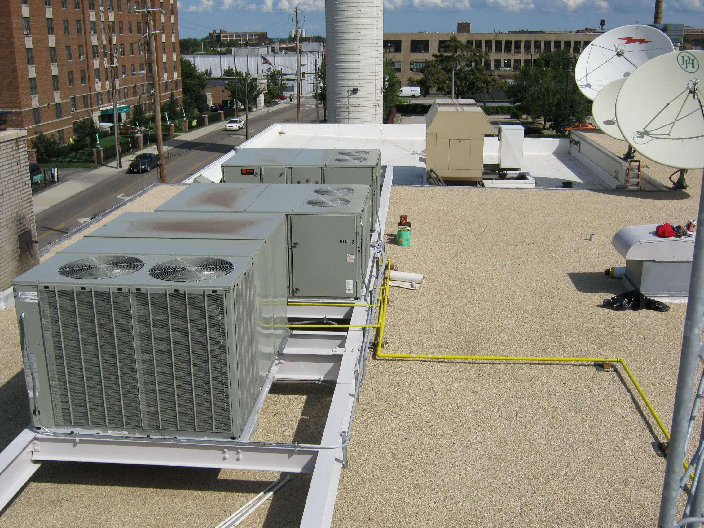Building Automation Hvac For Offices Geauga Mechanical