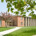 Oberlin College Burton Hall