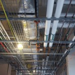 Rack Ducts in Commercial HVAC System