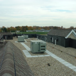 HVAC Equipment on Roof of Senior Living Facility