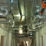 HVAC Equipment in Senior Living Facility