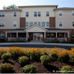 St. Rita Senior Living Center Exterior