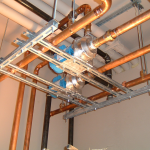 HVAC Piping in Senior Living Facility