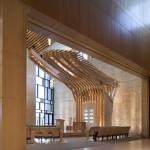 Interior of Park Synagogue
