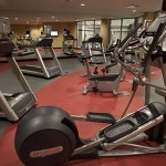 Hotel Exercise Facility