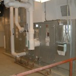 HVAC Equipment in Park East Synagogue