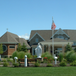 Exterior of Senior Living Facility