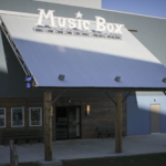 Music Box Supper Club Exterior