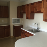 Dorm Room Kitchen at Case Western Reserve University