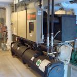 Water Cooler Chiller at Case Western Reserve University