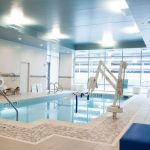 Indoor Pool Rehabilitation Facility