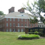 Lake Erie College Sign