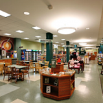 Barnes and Noble Interior at Cleveland State University