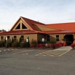 Blazin Bills Restaurant Exterior