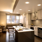 Residential Kitchen with Island