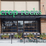 Crop Rocks Restaurant Exterior