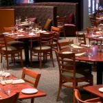 Interior of John Palmers Restaurant