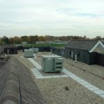 HVAC Equipment on Roof of Senior Living Facility
