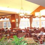 Senior Living Home Dining Room
