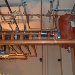 HVAC System Piping in Senior Living Home