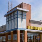 Blockbuster Store Exterior