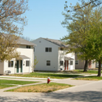 Westway Gardens Residential Neighborhood
