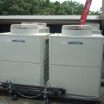 Air Conditioning System at Lake Erie College