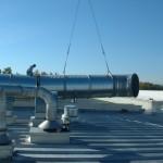 Sheet Metal HVAC System