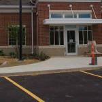 Kirtland Temple Visitors Center Entrance