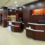 Hotel Interior Lobby