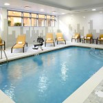 Indoor Pool at Hotel