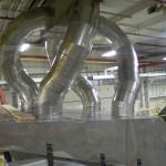HVAC Sheet Metal Hood