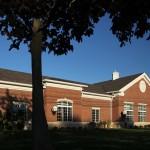 Mayfield Municipal Building Exterior