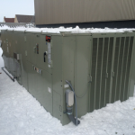 HVAC System at Near West Theatre Building