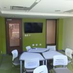 Study Node Room at Case Western Reserve University